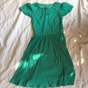 ModCloth Lace & Mesh brand dress